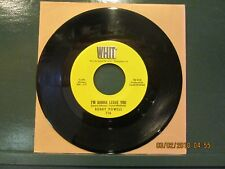 Bobby Powell I'm Gonna Leave You -Hold my Hand Whit 45-716 N/M