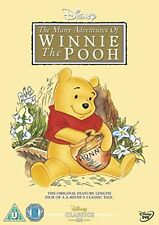 Winnie The Pooh - The Many Adventures Of Winnie The Pooh [DVD][Region 2]