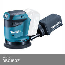 "Makita DBO180Z *Body Only* BBO180Z18V Cordless Random Orbit Disc Sander 5"" 125mm"