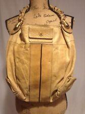"Chloe TAN / BEIGE Leather Braided Strap ""Heloise"" Hobo Bag + DUSTBAG MSRP $1,495"
