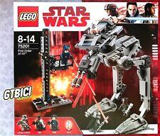 LEGO STAR WARS   `` FIRST ORDER AT-ST ´´  Ref 75201  NUEVO A ESTRENAR
