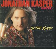 JONATHAN KASPER & Six Weeks To Live  6W2L  In The Know CD SEALED ##