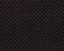 150cm X 1 Yard 14ct Black Counted Cotton Aida Cloth Cross Stitch Fabric. SH