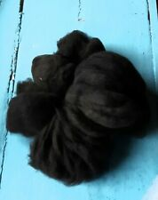 Alpaca Fleece Hand Washed Brushed/carded Ready For Spinning Felting Or Crafts