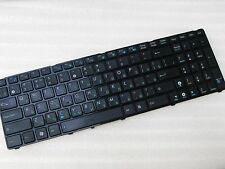 Russian qwerty keyboard  - Clavier pour Asus Pro 78v  N71VN  N71J