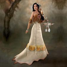 Sacred Circle of Love Bride Doll Reanta Jansen Ashton Drake Native Doll