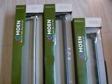 Moen Ashville  DN7918BRB, DN7924BRB, DN7924BN  Towel Bar Collection.