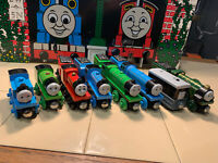 Thomas & Friends Wooden Railway Train Starter Pack (4)