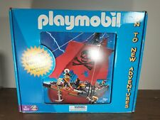 Playmobil Exclusive Discontinued Rare Set #3285 Pirate Lagoon/#3174 Ship