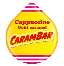 8 x Tassimo Carambar Cappuccino Caramel T Discs Pods - 8 Loose T Discs 4 Drinks