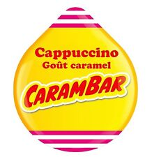 8 x Tassimo Carambar Cappuccino Caramel T Discs Pods Sold Loose - 4 Drinks