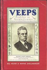 VEEPS PROFILES IN INSIGNIFICANCE TOP SHELF HC GN TPB US VICE PRESIDENT HUMOR NEW