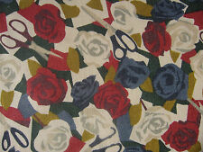 Liberty TANA LAWN COTTON 1.00 MTR of PAPER ROSES