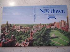 1995 Proof Cover For Harrison'S Illustrated Guide Of Greater New Haven Book