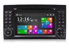 Autoradio Touchscreen GPS Navigation DVD Für Mercedes Benz Vito Viano W169 W245