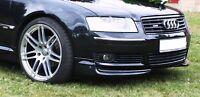 AUDI A8 D3 4E RAJOUT DE PARE CHOC AVANT / JUPE AVANT ( 2002-2005 )