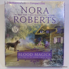 Blood Magick (The Cousins O'Dwyer Trilogy) by Roberts, Nora    NEW FREE SHIPPING