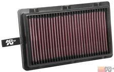 K&N Replacement Air Filter For HYUNDAI TUCSON L4-2.0L DSL 2015-2018 33-3125