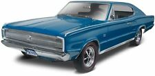 revell 1/25 '67 Dodge Charger 426 HEMI 2 'n 1  Plastic Model Kit new in the box