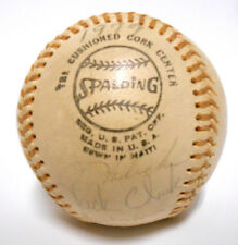 Willie McCovey Jack Clark Darell Evans 1977 SF Giants Ball TEAM Signed Autograph