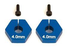 Team Associated 1/10 Scale Wheel Hexes 4mm (2)/RC10TC7  ASC31671