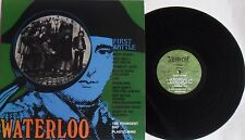 LP WATERLOO First Battle (Re) Absinthe Records ARLP 509 MINT/MINT