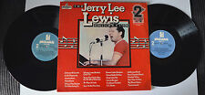 "JERRY LEE LEWIS  ""Collection ""   2 Record Set  PDA 007"