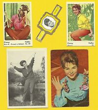 Conny Cornelia Froboess Fab Card Collection Goldene Schallplatte Derrick G