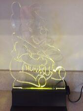 1998 Buzzy Trusiani Winnie The Pooh Light Sculpture #248/750 W/COA Artist
