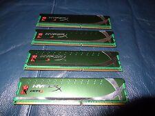 Kingston Hyperx Genesis  1600MHZ DDR3  Ram - 16GB (4X4GB) Green