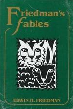 Friedman's Fables Edwin H. Friedman Hardcover