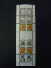 JERSEY BOOKLET PANE MINT NEVER HINGED
