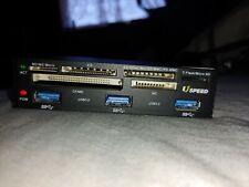 Uspeed USB 3.0 Upgrade Kit Pci-e To USB 3.0 Memory Card Reader Windows 7