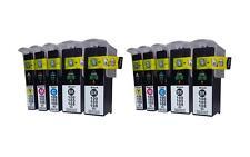 10 PK NON-OEM for Lexmark 100 XL Ink  2set+2bk Intuition S505 Platinum Pro905