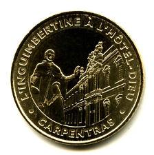 84 CARPENTRAS L'Inguimbertine à l'Hôtel de Ville, 2012, Monnaie de Paris