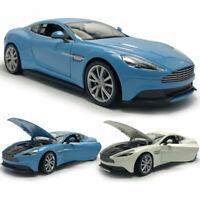 1:24 Scale Aston Martin Vanquish V12 2014 Sports Car Model Car Diecast Vehicle