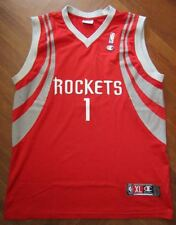 Canotta maglia McGRADY HOUSTON ROCKETS NBA basket jersey trikot AUTHENTIC SEW