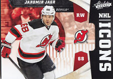 2013-14 PANINI ABSOLUTE BOXING DAY JAROMIR JAGR NHL ICONS THICK #1 13-14
