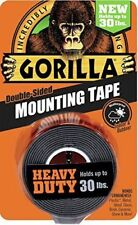 """Double side Stick Tape 1"""" x 60"""" Both Side Adhesive Strong Tape"""