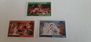 ANTIGUA 1978 Christmas Stamps Un. Mint