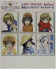 Sister Princess Re Pure Perfect Visual Book Characters