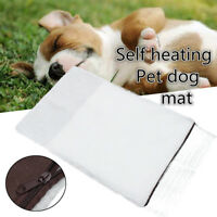 Soft Winter Warm Self Heating Pet Dog Bed Mat Blanket Cat Warmer Bed Washable