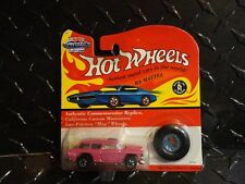 Hot Wheels Vintage Pink Classic Nomad w/Redline Wheels
