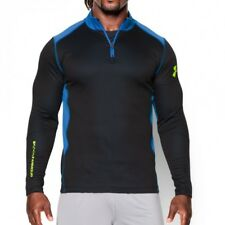 Under Armour ColdGear Infrared Grid 1/2 Zip Mens Long Sleeve Top 1260605 New L