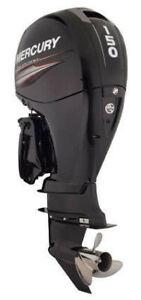 NEW MERCURY F150 ELPT EFI EXTRA LONG SHAFT OUTBOARD BOAT ENGINE MOTOR 4 STROKE