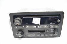 00 01 02 03 04 05 CHEVY CAVALIER IMPALA MALIBU RADIO CD CASSETTE PLAYER OEM 1