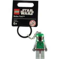 LEGO Star Wars Keyring/KeyChain - Boba Fett Rare item