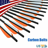 Carbon Express Pile Driver 16/20'' Hunting Crossbow Bolts Archery Arrows 12/24pk