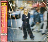AVRIL LAVIGNE-LET GO-JAPAN CD BONUS TRACK Ltd/Ed D73