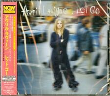AVRIL LAVIGNE-LET GO-JAPAN CD BONUS TRACK Ltd/Ed D73